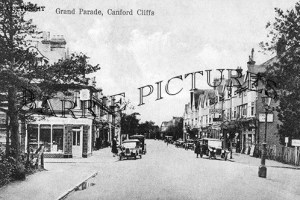 Canford Cliffs, Grand Parade c1940