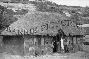 Branksome, The Cabin Refreshment Rooms c1905