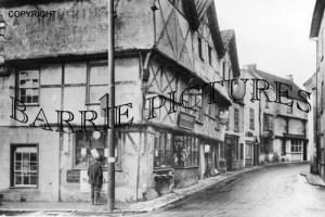 Axbridge, c1910