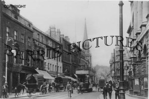 Bath, High Street c1920