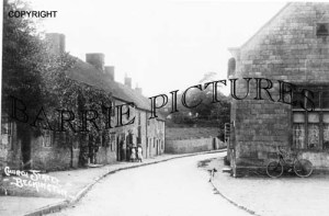 Beckington, Church Street c1920