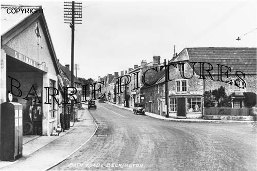 Beckington, Bath Road c1940