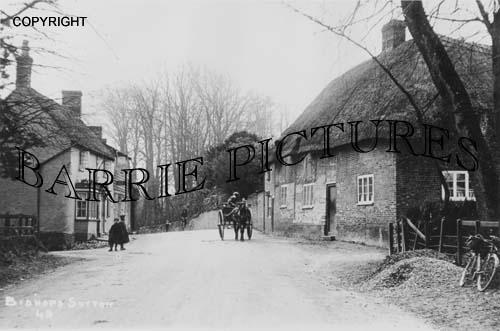 Bishop Sutton, Village c1912