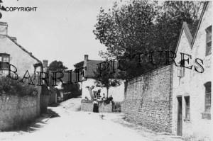 Bleadon, Village c1910