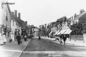 Bridgwater, North Street c1900