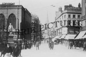 Bristol, High Street c1920
