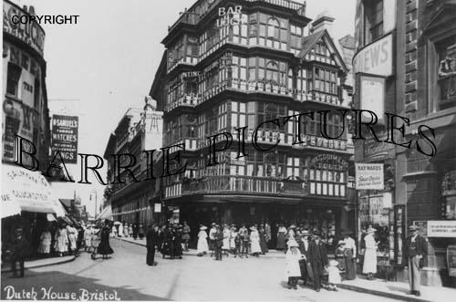 Bristol, Dutch House c1930