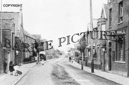 Burnham, Adam Street c1920