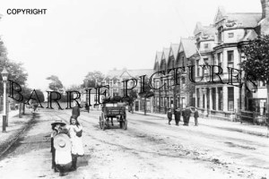 Chard, Fore Street c1900