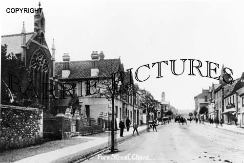 Chard, Fore Street c1910