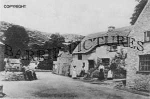 Cheddar, The Village c1900