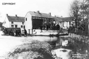 Chew Stoke, Village c1910
