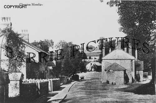 Chewton Mendip, Village c1920