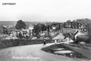 Chilcompton, Bowdon Hill c1910