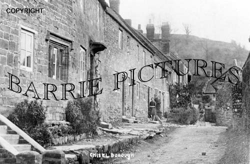 Chiselborough, Village c1910
