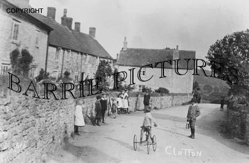 Clutton, Village c1910