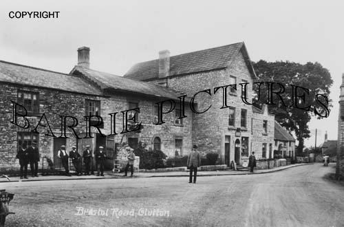 Clutton, Bristol Road c1920