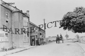 Clutton, The Warwick Arms c1910