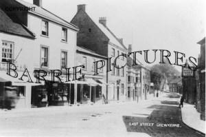 Crewkerne, East Street c1910