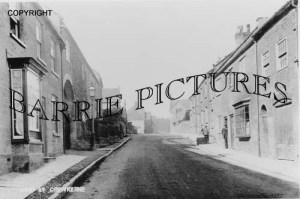 Crewkerne, West Street c1910