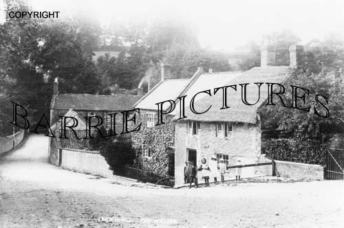 Crewkerne, Underhill c1910