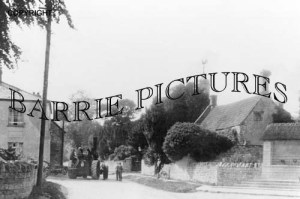 Drayton, Village c1910