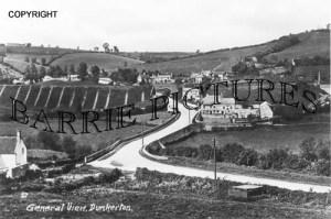 Dunkerton, Village c1910