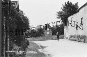 East Harptree, Clock Tower, 1910