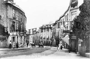 Frome, Bath Street c1920