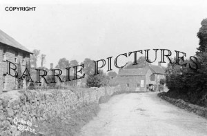 Gurney Slade, Village c1900