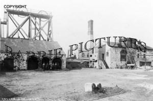 High Littleton, Greyfield Colliery c1905