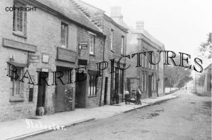 Ilchester, Post Office c1910