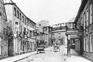 Langport, Cheapside c1910