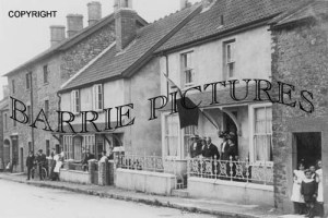 Leigh on Mendip, Village c1910