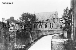Meare, The Chapel c1900