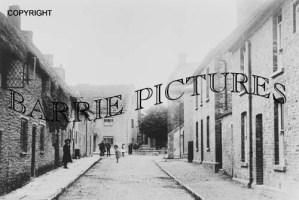 Milborne Port, Village c1900