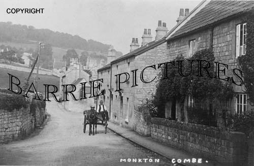 Monkton Combe, Village c1900