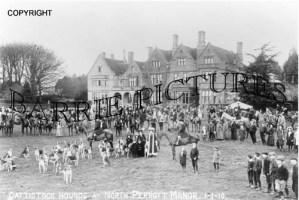 North Perrott, Cattistock Hounds 1910