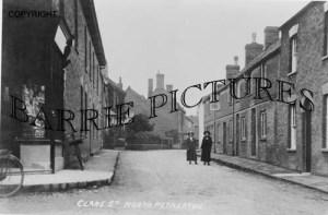 North Petherton, Clare Street c1910