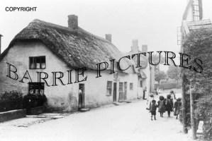 Norton Fitzwarren, Village c1900