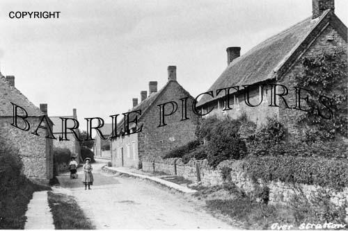 Over Stratton, Village c1900