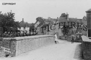 Pensford, The Bridge c1910