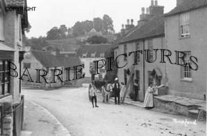 Pensford, Village c1900