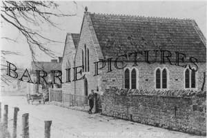Puriton, Woolavington Road c1900