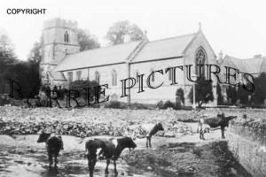 Radstock, Church c1900