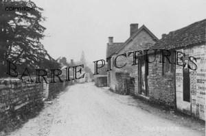 Shapwick, Village c1900