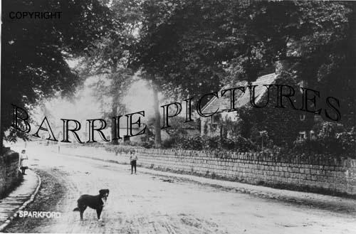 Sparkford, Village c1900