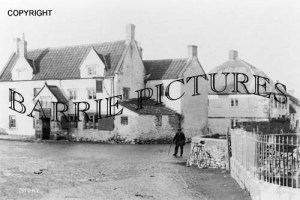 Stoke St Michael, Village c1910
