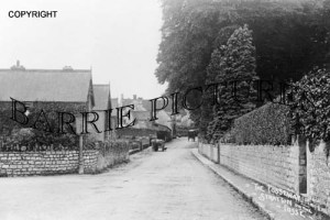 Stratton on the Fosse, The Fosseway c1900