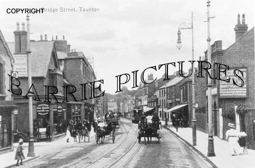 Taunton, Bridge Street c1910